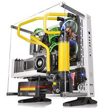 Thermaltake Core P3 Snow Edition ATX Wall-Mount Mid Tower Case